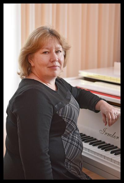 Jekaterina Iwanciw - Nauczyciel