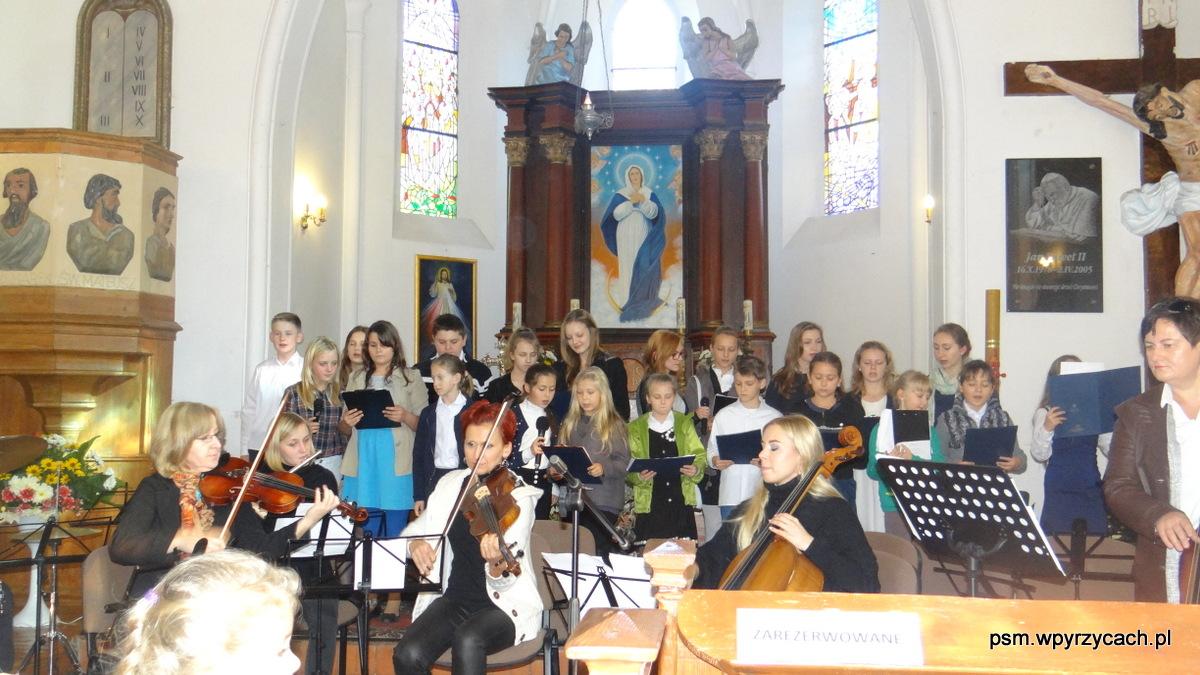 Koncert Papieski 2014