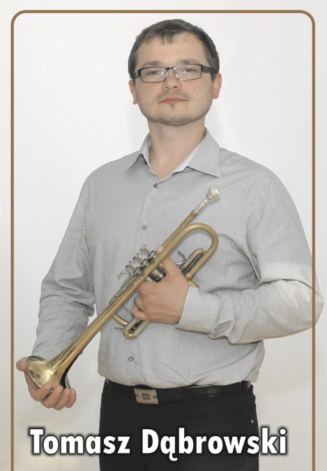 Tomasz Dąbrowski - Nauczyciel