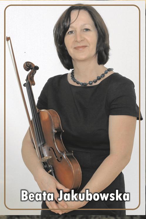 Beata Jakubowska - Nauczyciel
