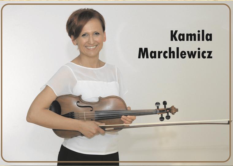 Kamila Marchlewicz - Nauczyciel