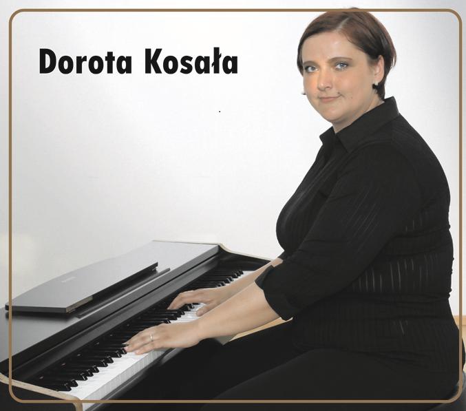 Dorota Kosała - Nauczyciel