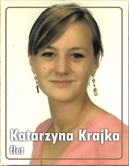 Katarzyna Krajka - Nauczyciel
