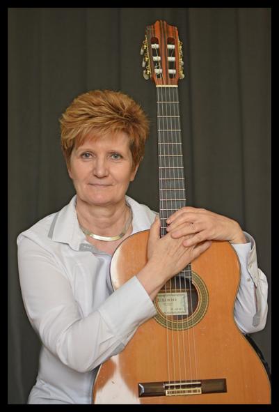 Lidia Osińska - Nauczyciel
