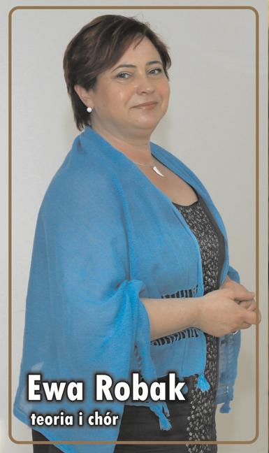 Ewa Robak - Nauczyciel