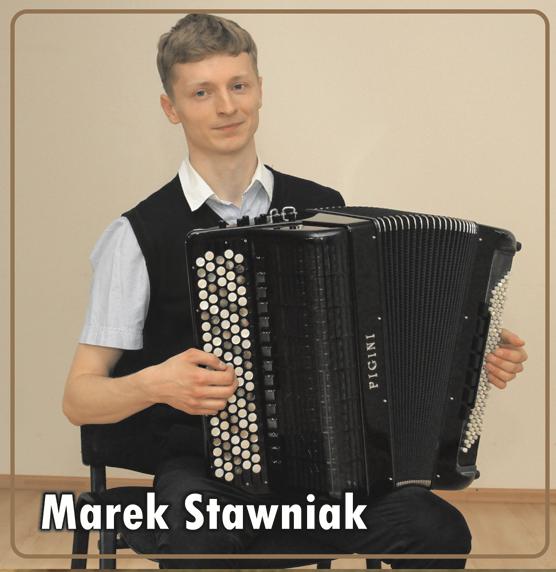 Marek Stawniak - Nauczyciel
